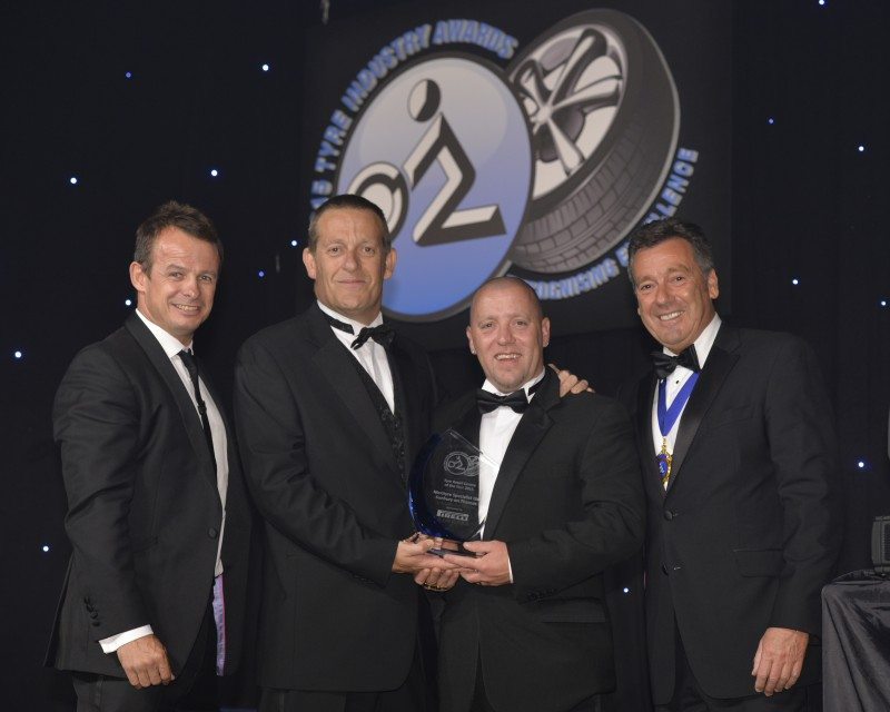 Merityre Specialists Sunbury won the NTDA Tyre Retail Centre of the Year